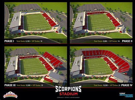 Toyota Field San Antonio San Antonio Scorpions Unveil Proposed Expansion Of Toyota