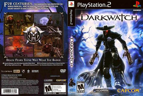 emuparadise game ps2 darkwatch usa iso