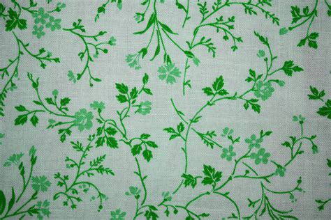 green and white upholstery fabric green on white floral print fabric texture picture free