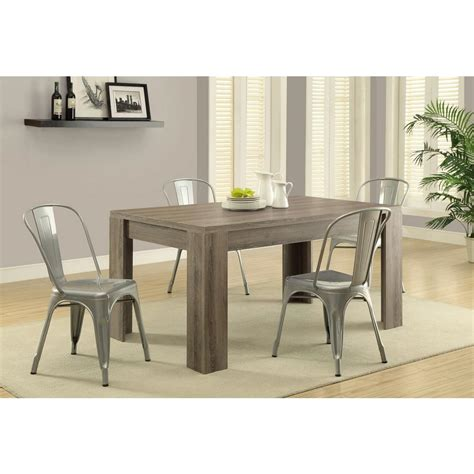 Monarch Dining Table Monarch Specialties Counter Height Dining Table White Storage Pub Bar Table I 1345 The Home Depot