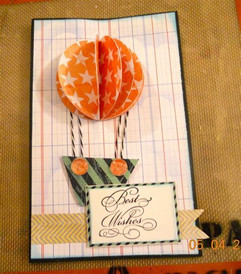 Handmade Farewell Cards For Seniors - 1000 images about crafts balloons on going