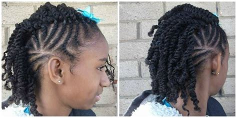 natural hair tips and styles for tweens