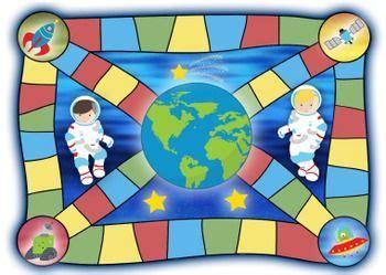 imagenes educativas trivial space trivial game board actividades matem 225 ticas