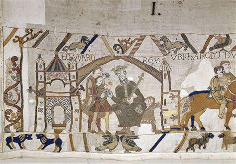 Tapisserie De Bayeux by Broderie De La Reine Mathilde Panorama De L