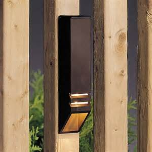 Kichler Deck Lights Kichler Lighting 15066 Low Voltage Deck Rail Light Atg Stores