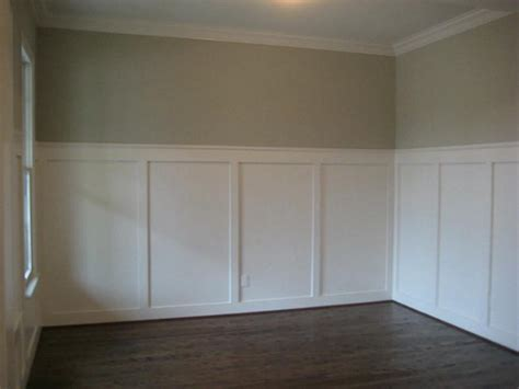 Craftsman Wainscoting Ideas Arts And Craft Style Wainscoting Trim Details