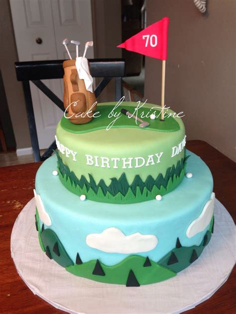 golf themed cake decorations 17 best ideas about golf birthday cakes on