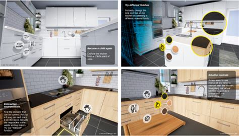 application cuisine ikea r 233 alit 233 virtuelle ikea reconfigure la cuisine du sol au