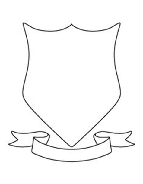 crown template ks2 make your own coat of arms symbols arms and template