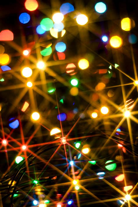 Christmas Downtown Retroflections Home Interior Design Lights That Twinkle
