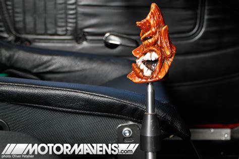 Badass Shift Knobs by Mooneyes Tiki Shift Knob Badass Another Populartiki Item