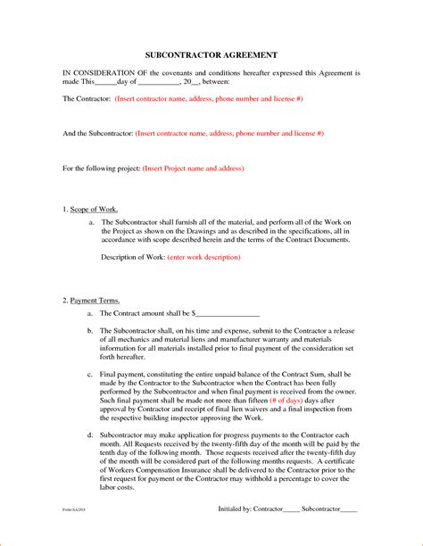 Agreement Letter Format Between Two 25 Professional Agreement Format Exles Between Two Companies Thogati