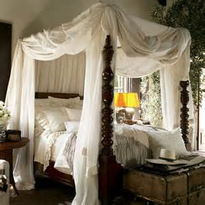 Canopy Bed Decorating Ideas Ralph California Styles Bed Room Canopy White