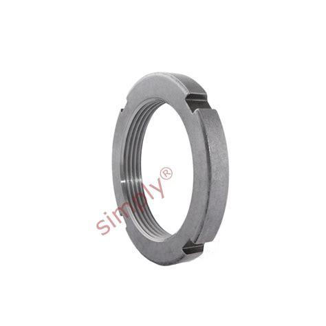An 27 Km 27 Lock Nut km9 budget lock nut lock washer type m45x1 5mm simply