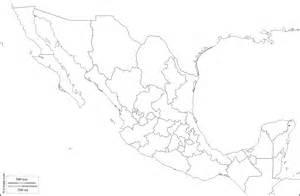 m xico mapa gratuito mapa mudo gratuito mapa en blanco gratuito plantilla de mapa