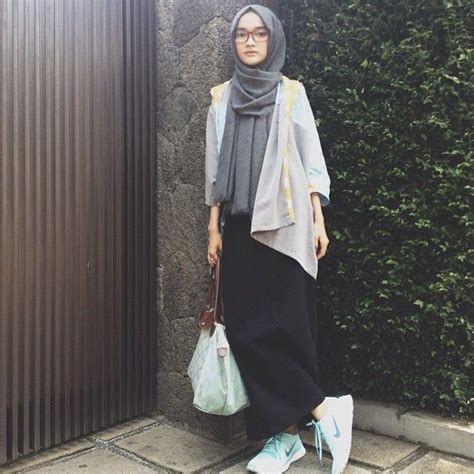 model baju casual remaja 10 fashion hijab casual yang santai namun tetap modis