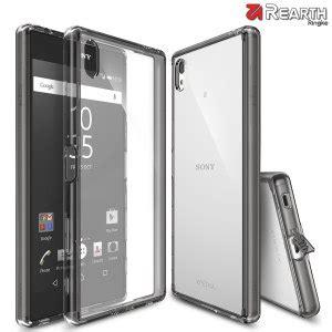 Casing Xperia Z5 Premium Ringke Fusion Sony Xperia Z5 Premium Dual Rearth Ringke Fusion Sony Xperia Z5 Premium Smoke Black