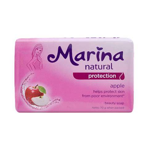Pelembab Marina marina soap protection 70gr gogobli
