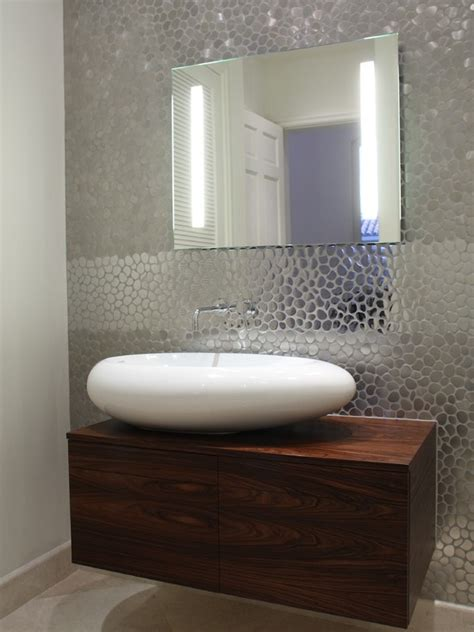 powder bath show your style and with your powder bathroom