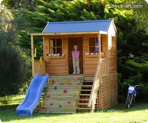 simple cubby house plans cubby house plans diy