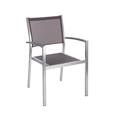 sedie giardino usate vivereverde sedia con braccioli irwin sedie da