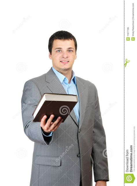 man holding young man holding book royalty free stock photo image