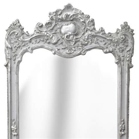 Grand Miroir Baroque by Grand Miroir Baroque Rectangulaire Argent 233