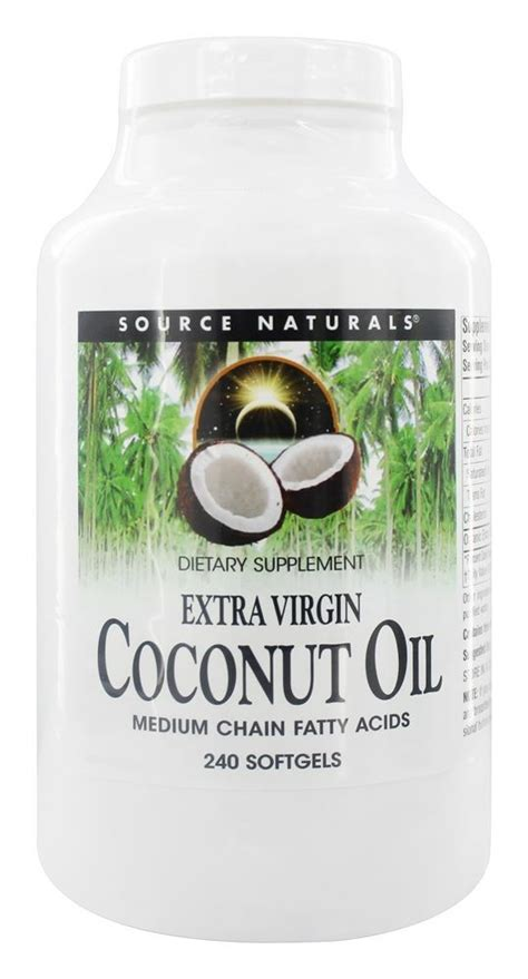 coconut oil americas best source for buying coconut oil buy source naturals extra virgin coconut oil 240