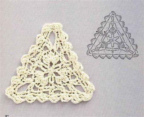 Crochet Motif Patterns Images 83 best images about crochet triangle motifs on