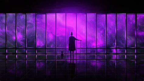 wallpaper engine vs deskscapes live wallpapers watching the universe purple 1080p