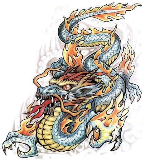 chinese fire dragon tattoo designs donkey tattoo designs