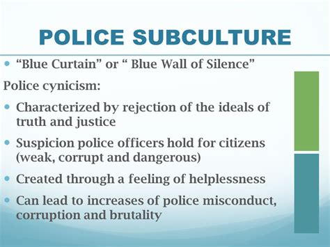 blue curtain police chapter 6 challenges to effective policing ppt video