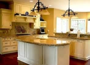 yellow neutral color fotos de decoracion de cocinas pequenas y modernas