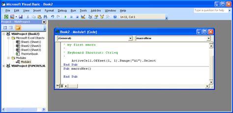 tutorial vba excel 2007 pdf microsoft excel 2007 visual basic tutorial pdf resssubh