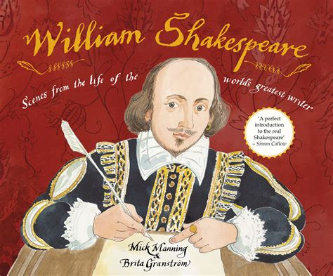 shakespeare biography for students william shakespeare scenes from the life of the world s