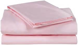 Pick Sheets by Abc Percale 3 Pc Toddler Sheet Set Pink Free Shipping