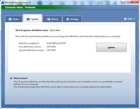 free anti virus software microsoft security