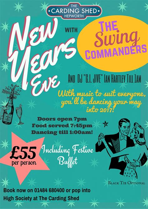 new year 2016 uk events new year s celebration at the carding shed with the