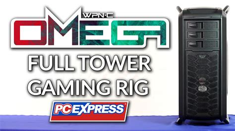 Asus Omega Package Custom Pc omega wpn c custom gaming rig
