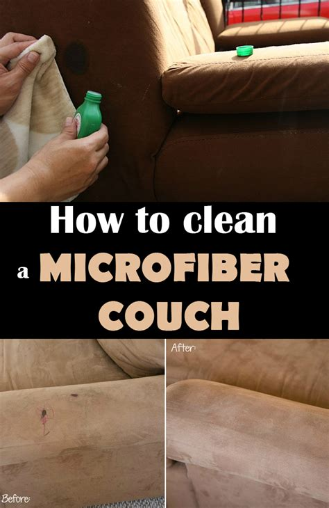 how to clean microsuede couch how to clean a microfiber couch 101cleaningtips net