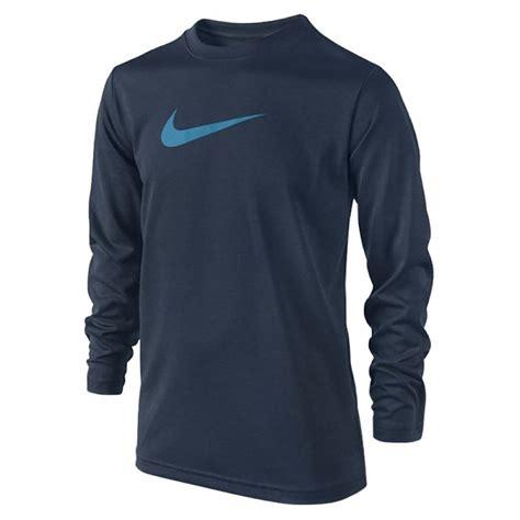 Nike Apparel nike legend sleeve boy s shirt