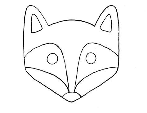 fox template printable printable fox patterns patterns kid