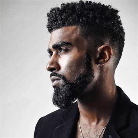 black men haircuts with beards 17 best ideas about black men beards on pinterest