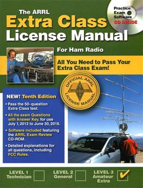 the fast track to your class ham radio license fast track ham license series books the arrl class license manual for ham radio by ward