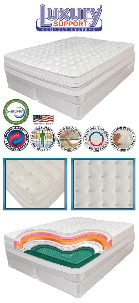 Innomax Medallion Mattress by Innomax America S Finest Sleep Products Luxury Support