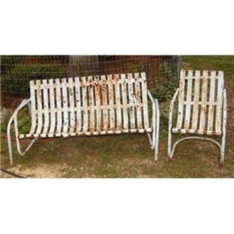 vintage metal porch swing i would love to find one of these old gliders or a porch