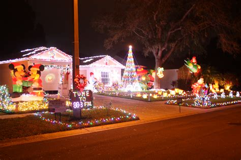 christmas light displays in florida best place to see christmas light display ta brandon