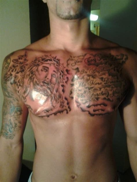 Chest Tattoos And Designs Page 340 Chest Script Tattoos