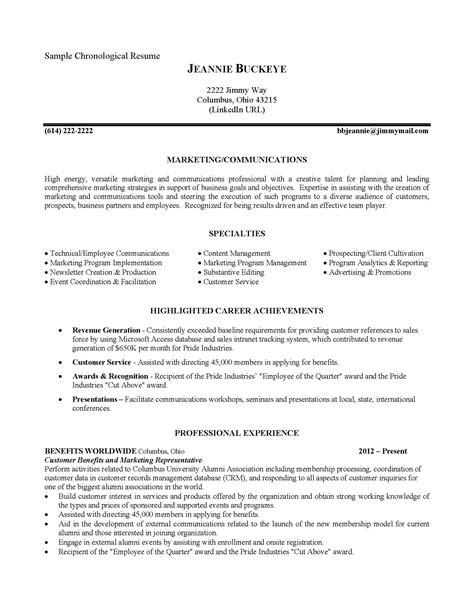 sample resume for job example fabulous sample of resume for job