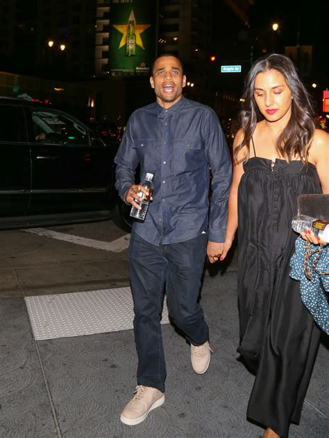 michael ealy family photos michael ealy photos photos michael ealy is seen at
